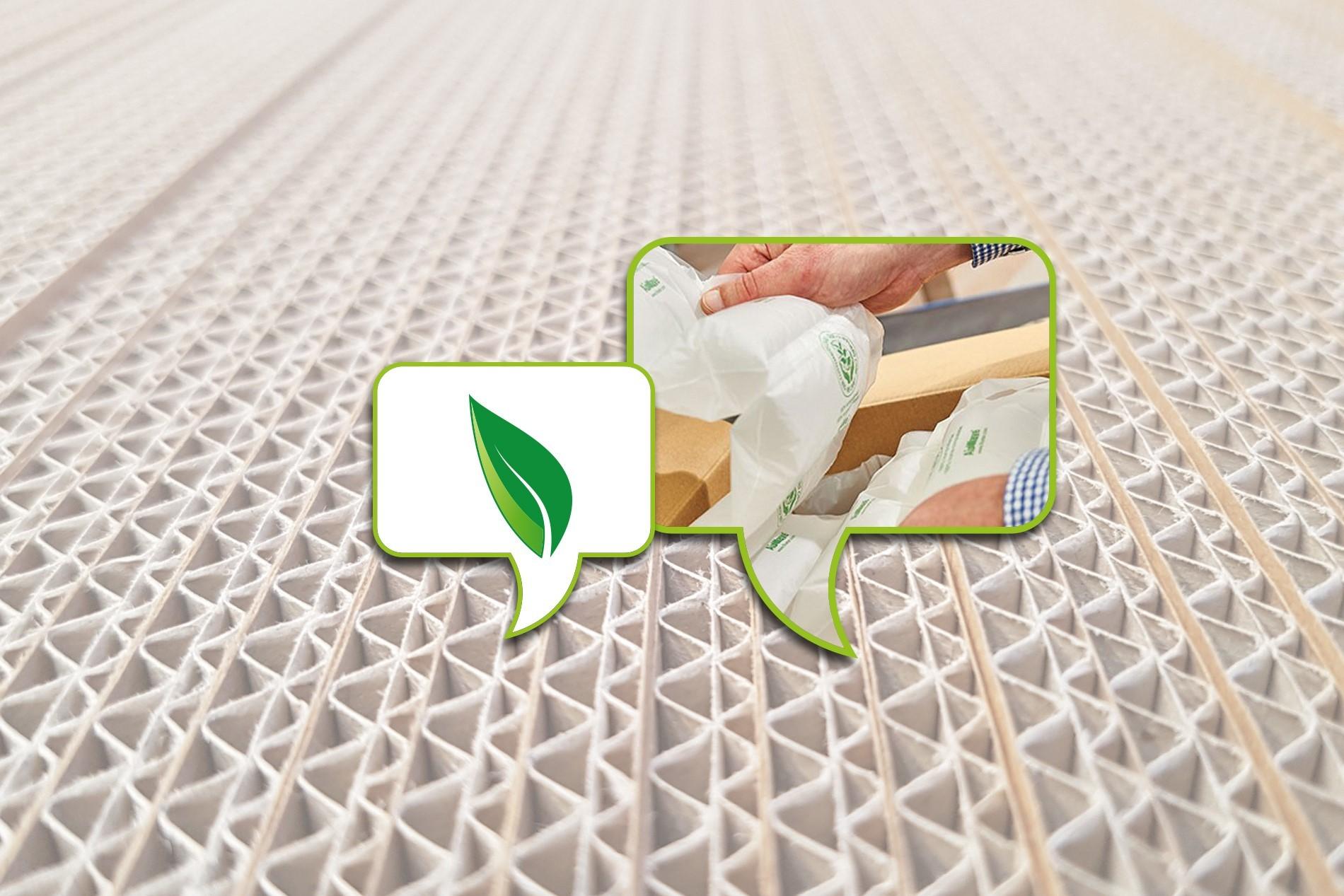 Ecologische oplossingen voor verpakkingen