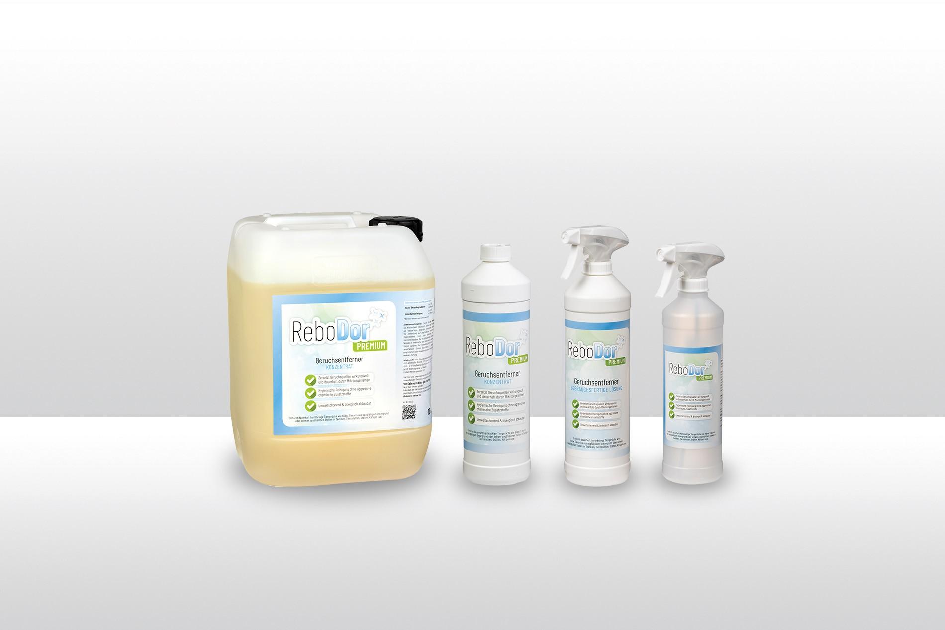 ReboDor Premium Geruchsentferner