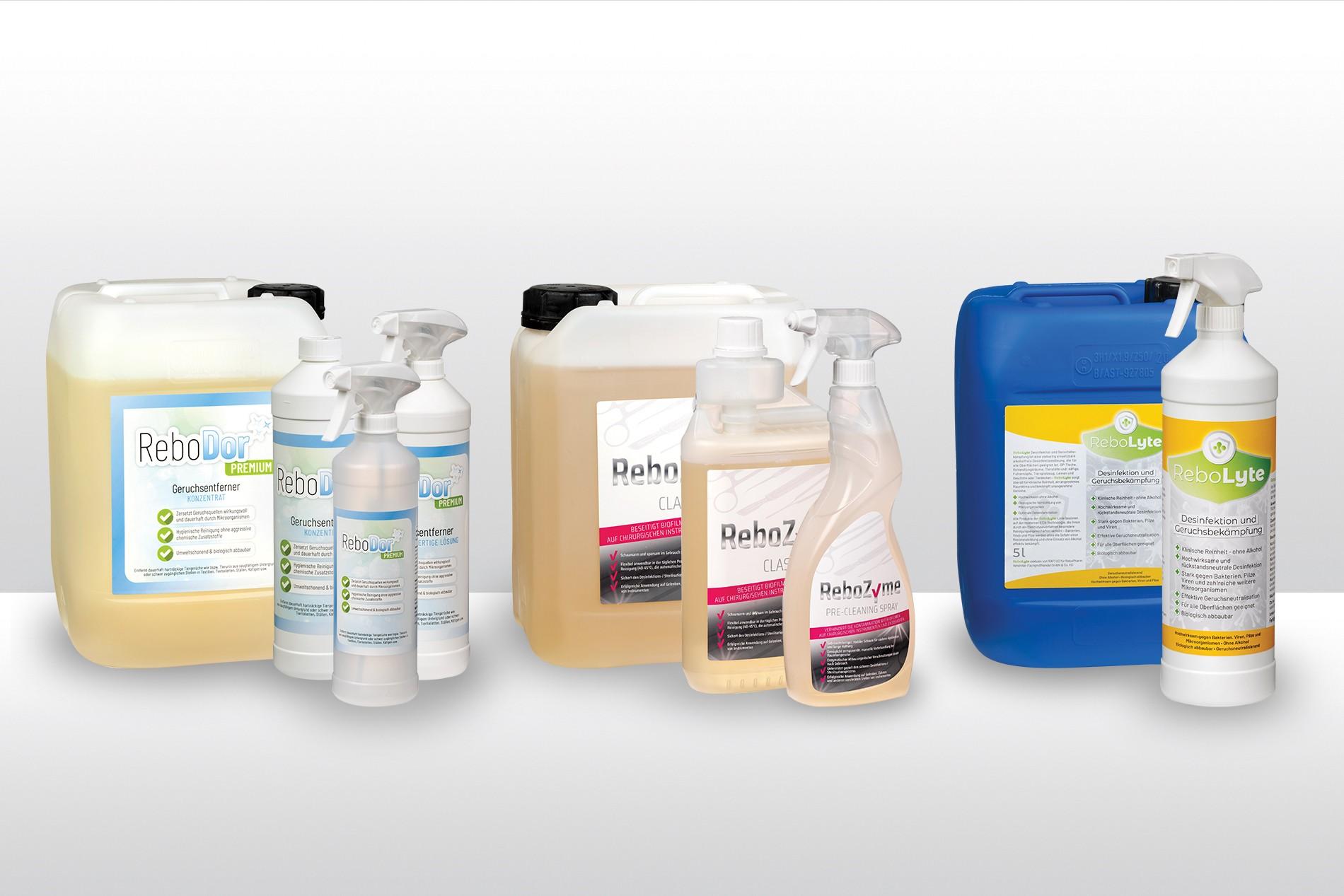 Desinfectie en Reiniging