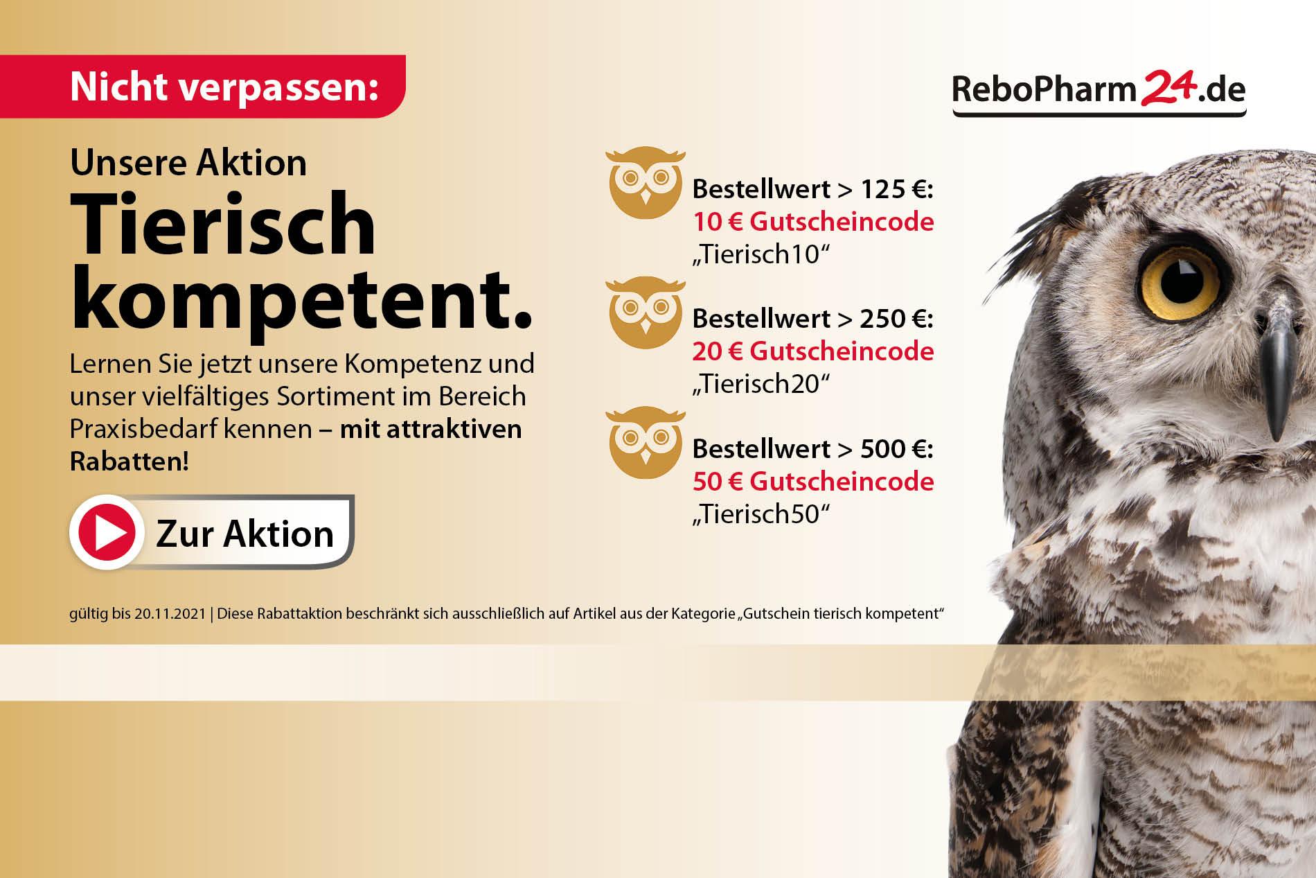 ReboPharm – Tierisch kompetent